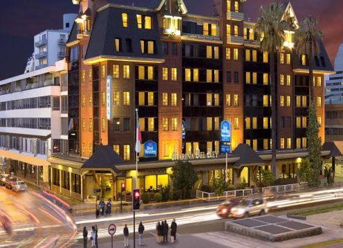 Hotel Marina del Rey en Viña del Mar