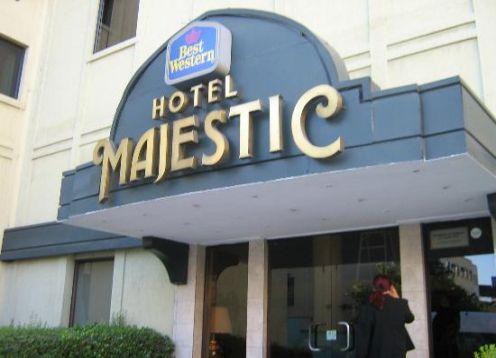 Hotel Majestic Santiago en Santiago