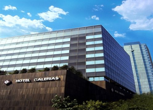 HOTEL GALERIAS en Santiago