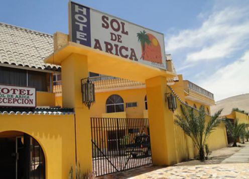 HOTEL SOL DE ARICA en Arica