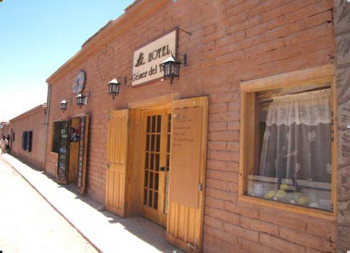 HOTEL GEISER DEL TATIO en San Pedro de Atacama