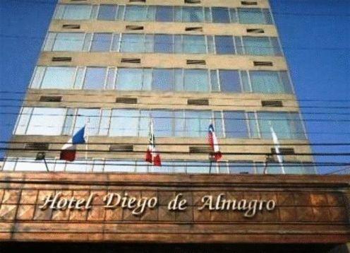 Hotel Diego de Almagro Antofagasta Costanera en Antofagasta