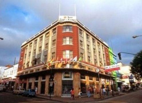 HOTEL DIEGO DE ALMAGRO ANT CENTRO en Antofagasta