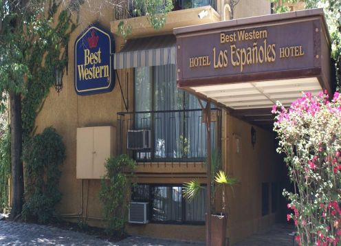 HOTEL LOS ESPA�OLES