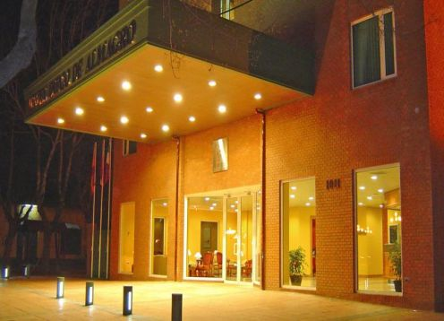 Hotel Diego de Almagro Talca en Talca