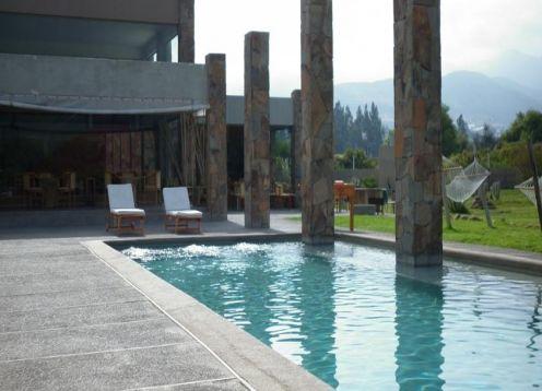 Hotel Limari en Ovalle