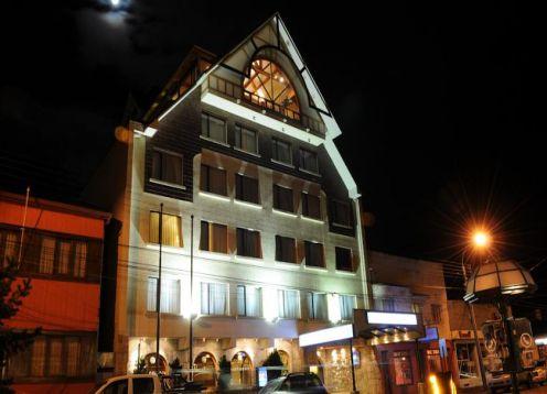Hotel Finis Terrae en Punta Arenas