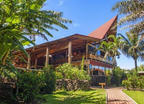 Hotel Vai Moana en Isla de Pascua