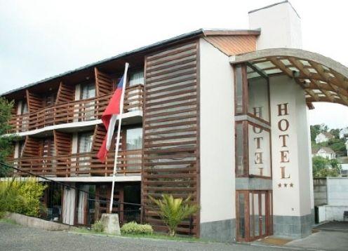 Gran Hotel Germania en Puerto Varas