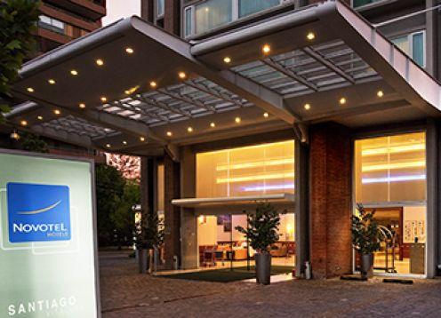 NOVOTEL VITACURA, Hotels & Resorts en Santiago