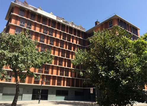 HOTEL NOVAPARK SANTIAGO