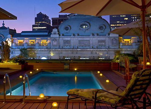 Hotel Mercure Santiago en Santiago