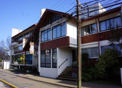 Hotel Bayern en Temuco