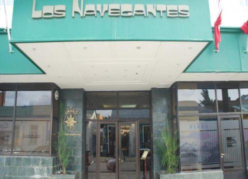 Hotel Los Navegantes en Punta Arenas