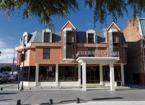 Hotel Tierra del Fuego en Punta Arenas