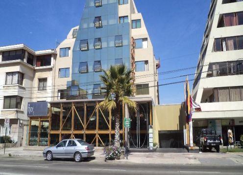 Hotel Ankara en Viña del Mar