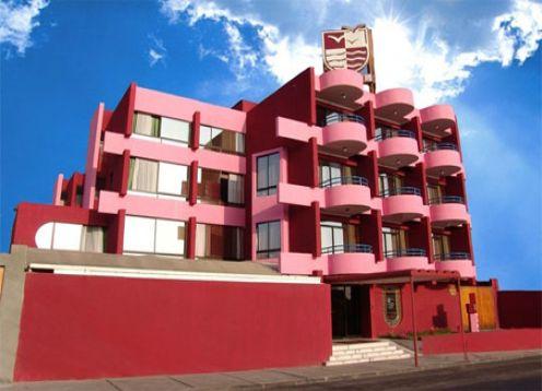 HOTEL ARENAS BLANCAS en Iquique