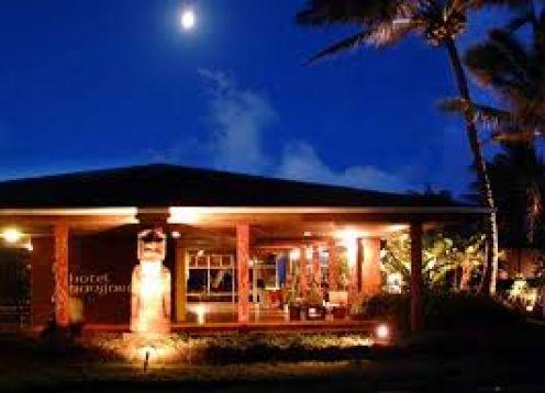 Hangaroa Eco Village & Spa en Isla de Pascua