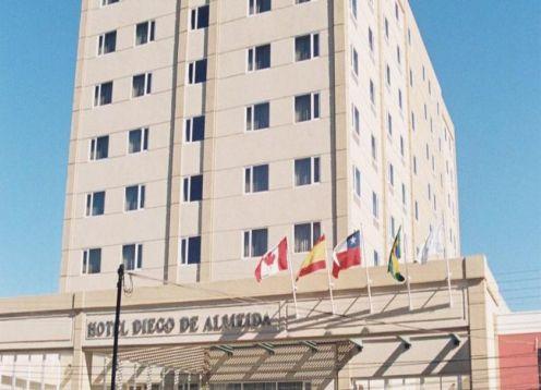 Hotel Diego de Almagro Copiapo en Copiapo