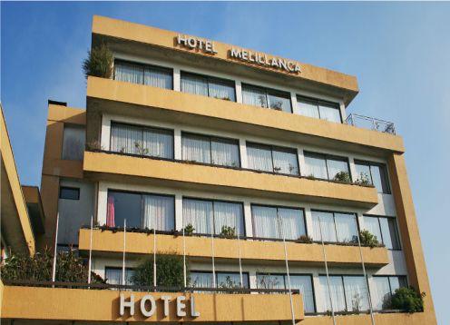 Hotel Melillanca en Valdivia