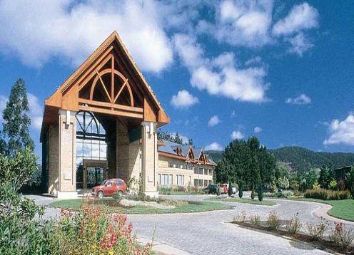 Hotel Puerta del Sur Resort en Valdivia