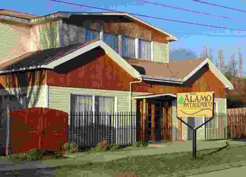 Hostal Alamo Patagonico en Puerto Natales
