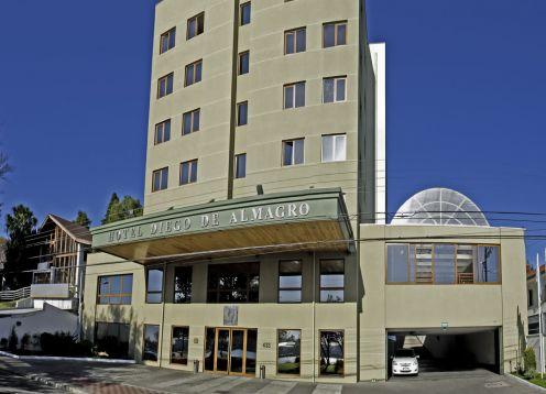 Hotel Diego de Almagro Valdivia en Valdivia