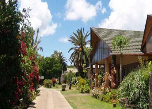 Hotel Otai en Isla de Pascua