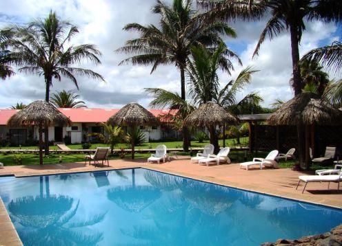 Hotel Taha Tai en Isla de Pascua