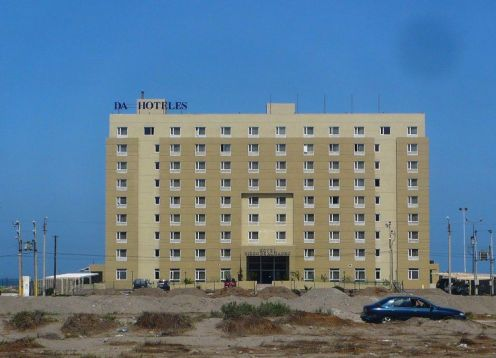 HOTEL DIEGO DE ALMAGRO ARICA en Arica