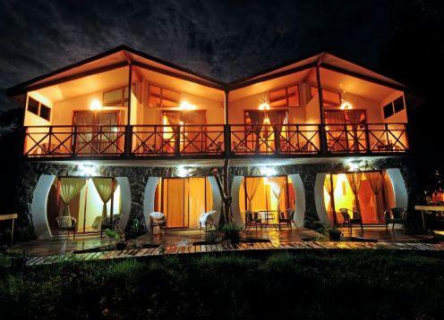 Hotel y Caba�as Tea Nui en Isla de Pascua