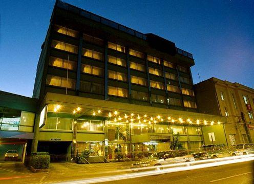 Hotel  Frontera en Temuco