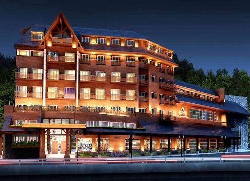Hotel Dreams Patagonia  en Coyhaique