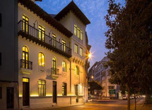 Hotel Altiplanico Bellas Artes en Santiago