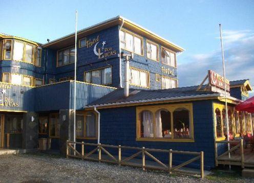 Hotel Don Lucas en Ancud