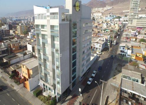 Hotel Alto del Sol Costanera en Antofagasta