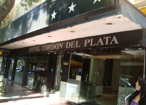 Hotel Cordon del Plata en Mendoza