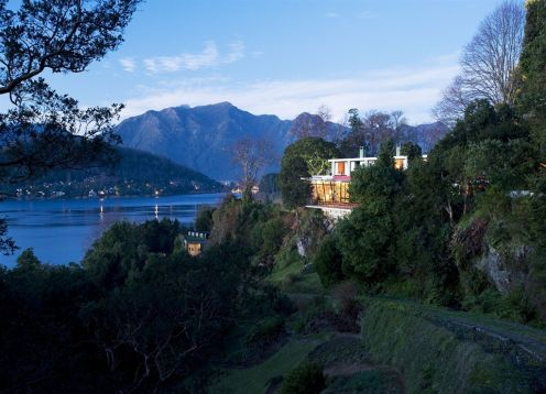Hotel Antumalal en Pucon