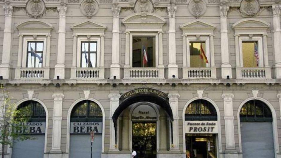 Hot is em santiago de chile diego de almagro hotel - Hotel casa grande almagro ...