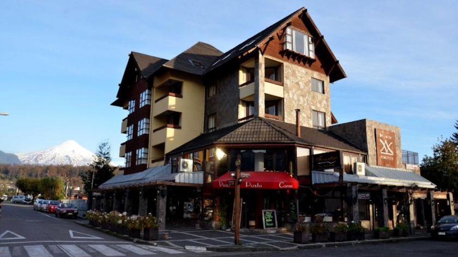 Hotel Del Volcan -