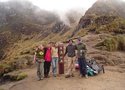 Camino del Inca - 5 Dias