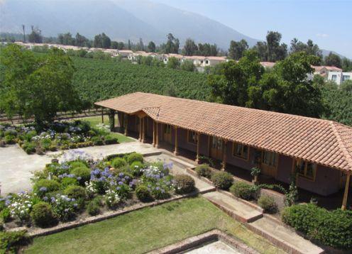RUTA DEL VINO - VALLE DEL MAIPO EN CHILE
