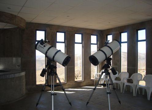 LA SERENA Y ASTRONOMIA EXPRESS