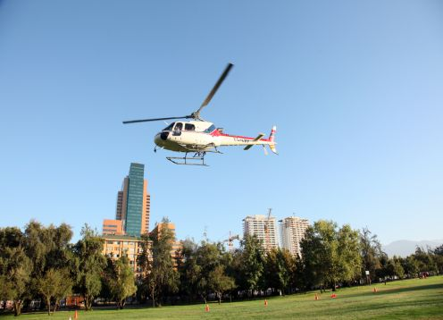 CITY TOUR EN HELICOPTERO. ,