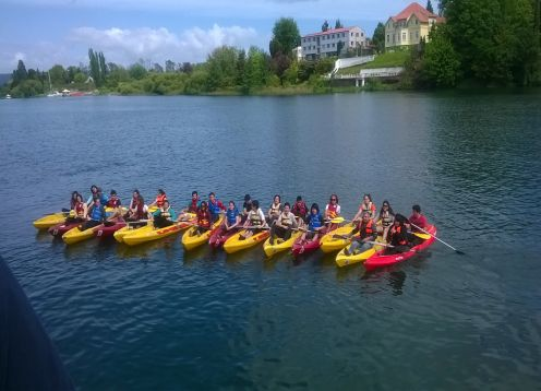 CITY TOUR EN KAYAK. Valdivia, CHILE
