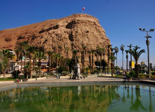 CITY TOUR ARICA. Arica, CHILE
