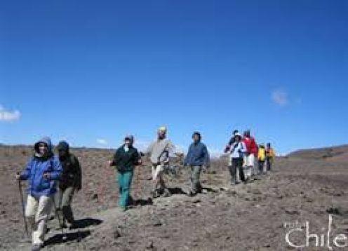 TREKKING CERRO FALSA PARVA, PARVA Y PINTOR. Santiago, CHILE