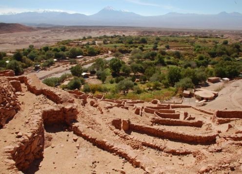 TOUR ARQUEOLOGICO QUITOR - TULOR