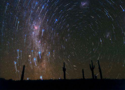 TOUR ETNO-ASTRONOMICO. San Pedro de Atacama, CHILE
