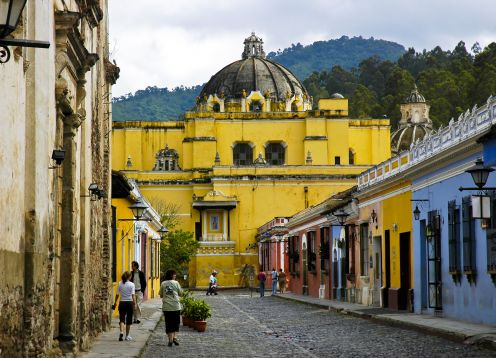 Antigua Guatemala 1/2 Dia, Guatemala City